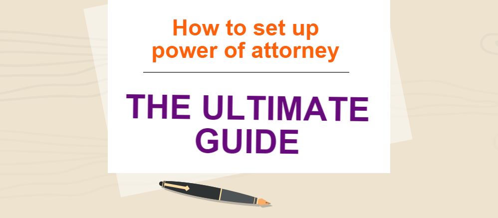how to set up power of attorney