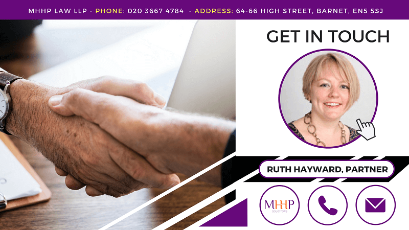 MHHP Law - Contact Ruth Hayward