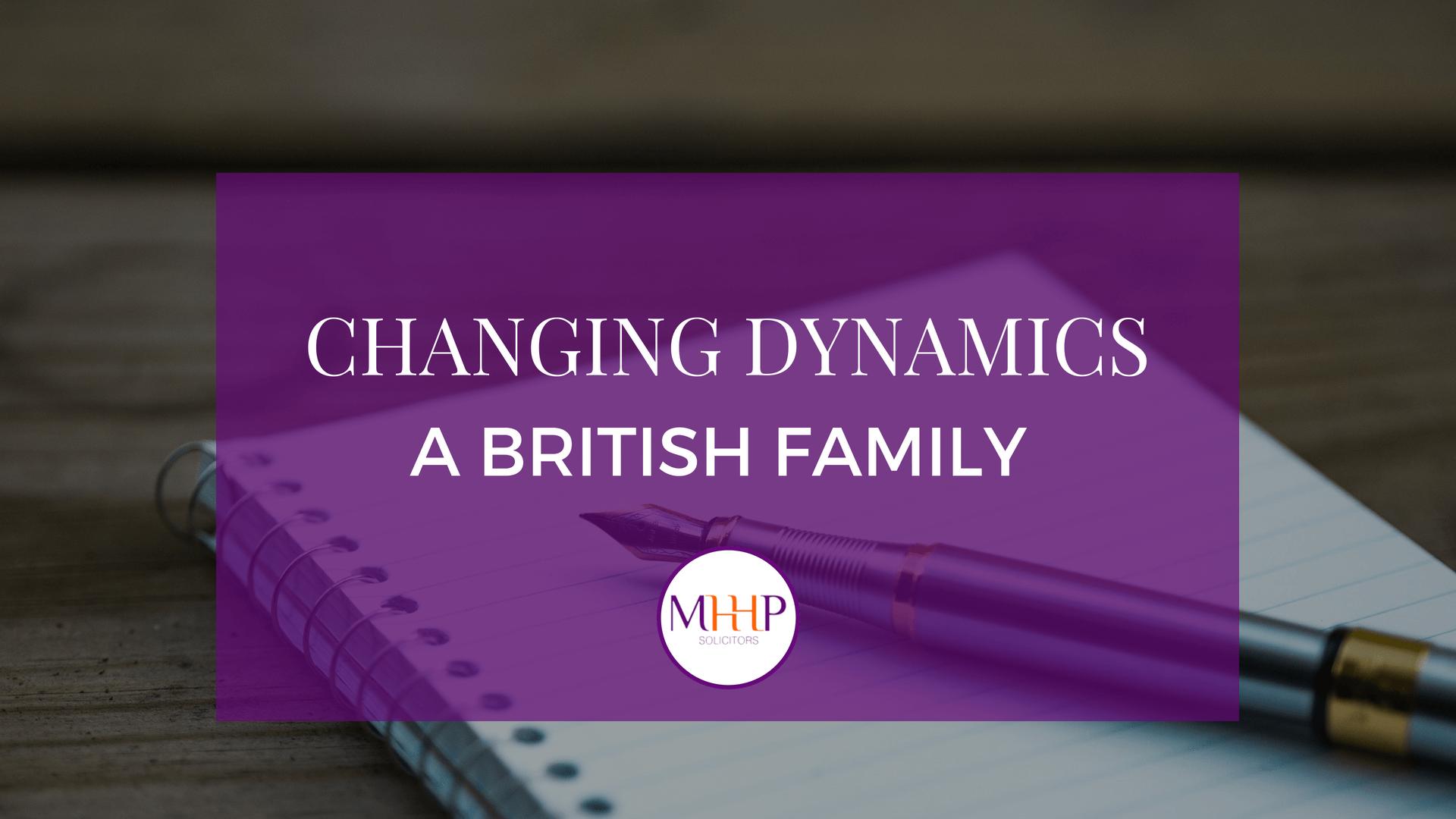 MHHP law - british family